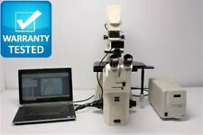 Zeiss Axiovert 200 Inverted Fluorescence Phase Contrast Microscope Unit3