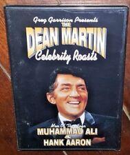 Dean Martin Celebrity Roast w/MUHAMMAD ALI & HANK AARON (DVD, 2003)