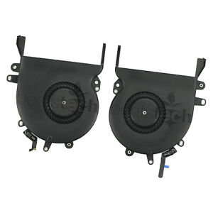 """LEFT & RIGHT COOLING FANS - MacBook Pro 15"""" A1707 2016,2017, A1990 2018,2019"""