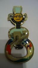 HARD ROCK CAFE BOTTLE OPENER MAGNET BUDAPRST