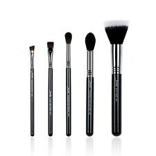 New Makeup brushes set Duo fibre Tapered Highlighter Blending eyeliner Brow T126