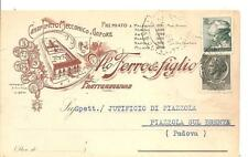 FRATTAMAGGIORE ( Napoli ) - Canapificio Meccanico a Vapore A.lo FERRO & Figlio