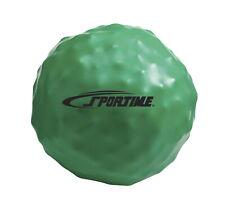 Sportime Yuck-E-Medicine Ball, 4-1/2 Pounds, Green
