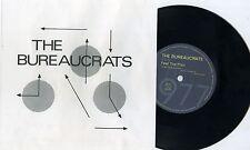 "Bureaucrats-feel the pain 7"" 2003 Giappone Press Canada punk powerpop MOD KBD"