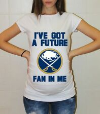 Buffalo Sabres Baby Shower Maternity Shirt Hockey Pregnancy Shirts Baby