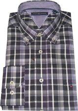 CASAMODA Herrenhemden aus Baumwolle mit normaler Passform