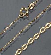 Goldkette 333 Ankerkette 50 cm