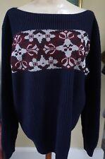 Dries Van Noten..Belgium..Merino Wool..Thick Knit..Sweater..NWT!