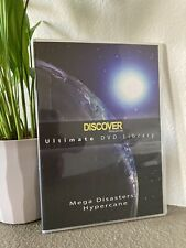 Discover Magazine Ultimate DVD Library Mega Disasters: Hypercane
