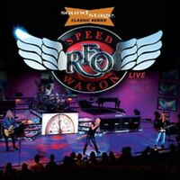 Reo Speedwagon - Live On Soundstage Nuevo CD/DVD Álbum