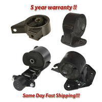 Engine Motor & Trans. Mount Set 4PCS 00-03 for Hyundai Accent 1.5L for Manual.