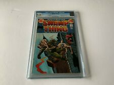 SWAMP THING 2 CGC 9.2 1ST PATCHWORK MAN CAMEO DC COMICS BERNIE WRIGHTSON