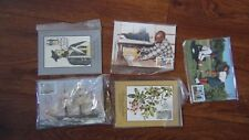 Ciskei Postcards with VFU sets 1984 Trees Uniforms 1985 Troopships Youth etc VFU