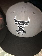 NBA Kids Chicago Bulls Hat New Era 6 1/2 Fitted Cap