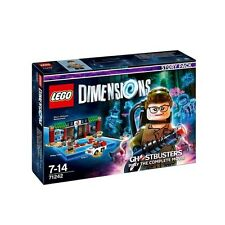LEGO DIMENSIONS 71242 STORY PACK Ghostbuster storia Abby new