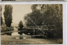 (Ga9317-477) Real Photo of The Ford, Maitai River, Nelson, NZ c1920 G-VG