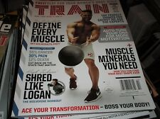 TRAIN magazine  for HIM & HER  -  feb.  2017  Define Every Muscle   J-23