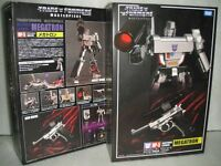 New Transformers Takara Masterpiece MP-05 Megatron Action Figure In Stock