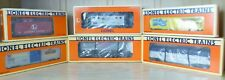 6 Lionel Trains, #6-19774, 6-16925, 6-19955, 6-19941, 6-19919, 6-16563 MIB