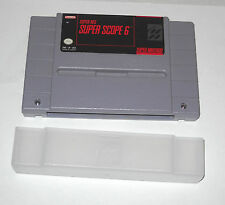 Super Nintendo Snes - SUPER SCOPE 6 - OTTIMO NTSC Super Nes USA
