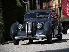 ADESIVO STICKER Alfa Romeo 6C 2300B Pescara Berlinetta 1937