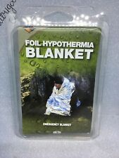 BCB FOIL HYPOTHERMIA EMERGENCY BLANKET SURVIVAL CAMPING HIKING BUSHCRAFT