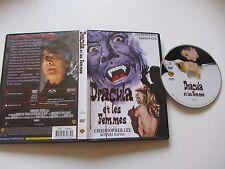 Dracula et les femmes de Freddie Francis avec Christopher Lee, DVD, Horreur