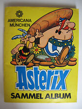"Americana FIDASS album ""ASTERIX"", completamente"