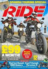 June Ride Motorcycles Magazines in English