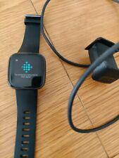 Fitbit Versa Health Fitness Smartwatch, Small - Black