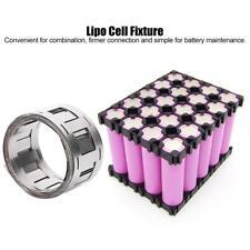 18650 Batería Lipo combinación titular Pack Piezas Accesorio Celular Soporte 100 un.