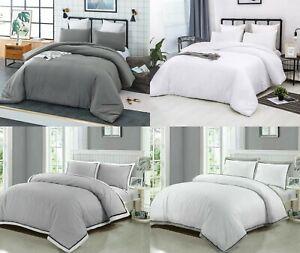 Bedding Sets Duvet Covers Egyptian Cotton Duvet Quilt Tog Single Double King New