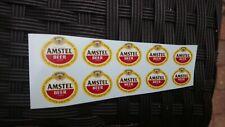 Waterslide Decals Nasschiebebilder 1:18 1:24 1:43 1:48 1:50 Amstel Beer