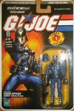 Gi Joe Cobra Officer Dtc Collector's Club Exclusive Action Figure New G.I. 2008