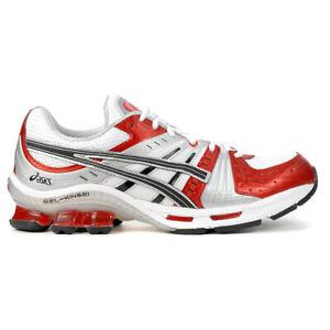 ASICS Men's Gel-Kinsei OG Classic Red/Black Running Shoes 1021A117.600 NEW