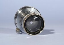 Leica Leitz Summar 5cm 50mm f/2 Lens * M39 Screw Mount