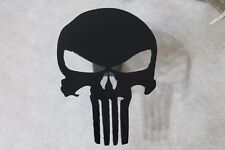 Punisher flag hitch cover black