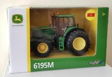BRITAINS JOHN DEERE 6195M TRACTOR 1/32 SCALE