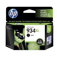 HP 934XL Noir Cartouche d'encre d'origine (C2P23AE) 6830c 6820 6830 6835