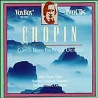 Chopin: Complete Works for Piano and Orchestra, , Like New, Audio CD