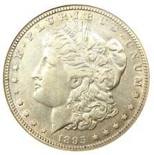 1895-O Morgan Silver Dollar $1 Coin - Certified NGC XF45 (EF45) - Rare Date!