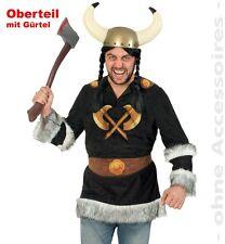Fasching Karneval Wikinger Kostüm Oberteil  Gr.M NEU