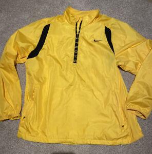 NIKE LIVESTRONG Men's Windbreaker Pullover Jacket Mens Size XXLarge Activewear