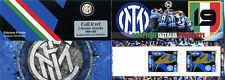 Libretto Calcio Inter Campione 2020/21 - Edizione privata - Solo 76 esistenti