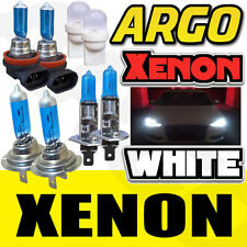 XENON WHITE FRONT LIGHT HEADLIGHT BULBS UPGRADE PACKAGE 501 H7 H1 H11 499 55W