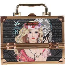 COS12211 Nicole Lee Davina Cosmetic Organizer Box Makeup Storage Case