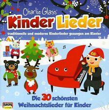 Charlie Glass - Kinder Weihnacht-Die 30 Schonsten Weih [New CD] Germany - Import