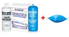 Pool-Trol Swimming Pool Winterizing Closing Kit 7,500 Gal with 4'x4' Air Pillow
