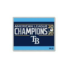 Tampa Bay Devil Rays 2020 World Series American League Champions Pin