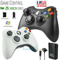 2020 Wireless Game Controller Gamepad For Microsoft XBOX 360 & PC WIN 7 8 10